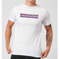 Bad News You're 50 Men's T-Shirt - White - L - White