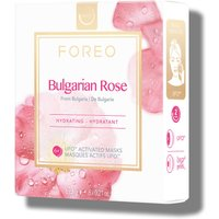 FOREO Bulgarian Rose UFO Moisture-Boosting Face Mask (6 Pack)