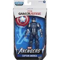 Hasbro Marvel Legends Series Gamerverse Captain America Action Figure