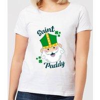 Saint Paddy Women's T-Shirt - White - 3XL - White