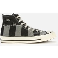 Converse Men's Chuck Taylor All Star '70 Hi-Top Trainers - Black/White/Egret - UK 10