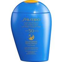Shiseido Expert Sun Protector Face and Body Lotion SPF50+