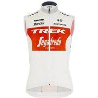 Santini Trek-Segafredo Fine Light Skin Vest - M