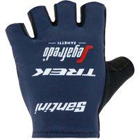 Santini Trek Segafredo Fan Light Gloves - S