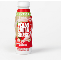 Vegan Protein Shake (Sample) - Strawberry
