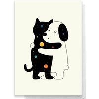 Andy Westface Universal Language Greetings Card - Standard Card