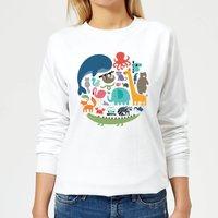 Andy Westface We Are One Women's Sweatshirt - White - XS - White