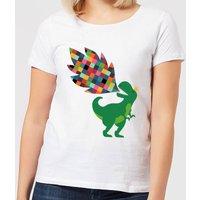 Andy Westface Rainbow Power Women's T-Shirt - White - 4XL - White
