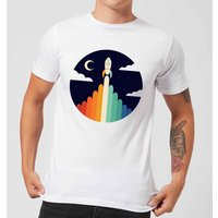 Andy Westface Up Men's T-Shirt - White - M - White