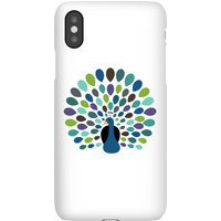 Andy Westface Peacock Time Phone Case for iPhone and Android - iPhone 5/5s - Snap Case - Matte