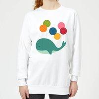 Andy Westface Dream Walker Women's Sweatshirt - White - XL - White