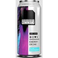 Command Cans (Sample) - 440ml - Blue Raspberry