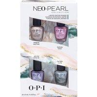 OPI Neo-Pearl Limited Edition Nail Polish 4-Pack Mini Gift Set (4 x 3.75ml)