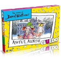 Cluedo Mystery Board Game - David Walliams Edition