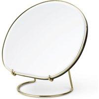 Ferm Living Pond Table Mirror - Brass