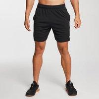 Essential Lightweight Jersey Training Shorts - Black - S
