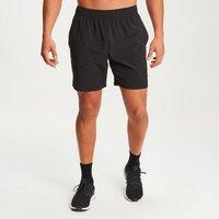 MP Men's Essentials Woven Training Shorts - Black - XXS