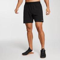 Men's Essentials Training Shorts- Black - XXS