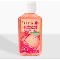 Bubble T Hand Cleansing Gel - Peach 50ml