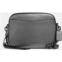 Coach Women's Camera Bag - Metallic Graphite