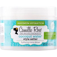 Camille Rose Naturals Coconut Water Style Setter Hydrating Crème Deluxe 240ml