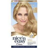 Clairol Nice' n Easy Creme Natural Looking Oil Infused Permanent Hair Dye 177ml (Various Shades) - 9