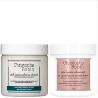Christophe Robin Large Haircare Duo (Worth £80.00)