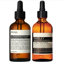 Aesop Lucent Concentrate and Parsley Seed Serum Duo (Worth PS140.00)
