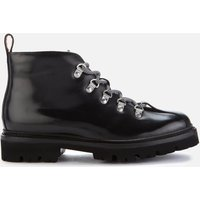 Grenson Women's Bridget Leather Hiking Style Boots - Black - UK  4