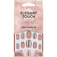 Elegant Touch Luxe Looks Don't Mocha me Nails