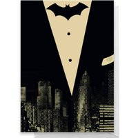 Batman Tuxedo Greetings Card - Standard Card