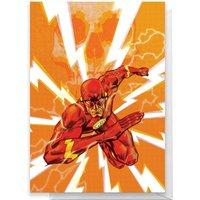 The Flash Greetings Card - Standard Card