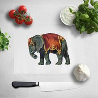 Circus Elephant Chopping Board