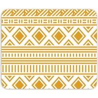 Aztec Pattern Mouse Mat
