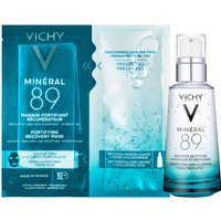 VICHY Hydrate and Recharge Mineral 89 Skin Strength Bundle