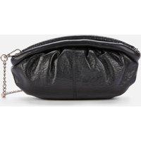 shop for Núnoo Women's Small Lin Clutch Bag - Black at Shopo