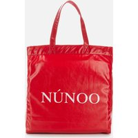 shop for Núnoo Women's Big Veggie Tote Bag - Red at Shopo