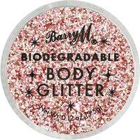 Barry M Cosmetics Biodegradable Body Glitter 3.5ml (Various Shades) - Treasured