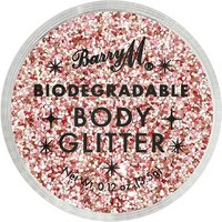 Barry M Cosmetics Biodegradable Body Glitter 3.5ml (Various Shades) - Treasured