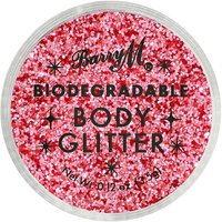 Barry M Cosmetics Biodegradable Body Glitter 3.5ml (Various Shades) - Ablaze