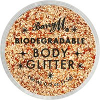 Barry M Cosmetics Biodegradable Body Glitter 3.5ml (Various Shades) - Supermoon