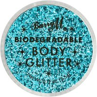 Barry M Cosmetics Biodegradable Body Glitter 3.5ml (Various Shades) - Midnight Jewel