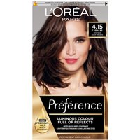 L'Oreal Paris Preference Infinia Hair Dye (Various Shades) - 4.15 Caracas Iced Chocolate