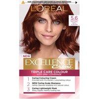 L'Oreal Paris Excellence Creme Permanent Hair Dye (Various Shades) - 5.6 Natural Rich Auburn