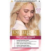 L'Oréal Paris Excellence Crème Permanent Hair Dye (Various Shades) - 10.13 Natural Light Baby Blonde