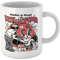 Ilustrata Lucifur Mug