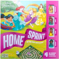 Disney Princess Home Sprint Board Game
