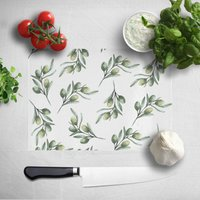 Olive Branch Chopping Board