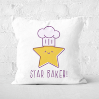 Star Baker Square Cushion - 60x60cm - Soft Touch