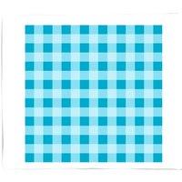 Baking Blanket Blue Fleece Blanket